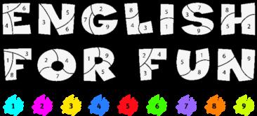English for Fun logo