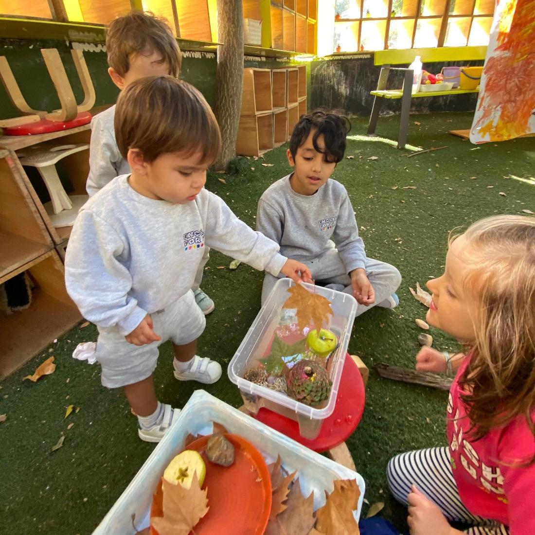 preschool outside